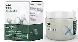 Parfumuri și produse cosmetice Успокаивающий увлажняющий крем для лица - Tolpa Green Hydration Moisturizing Soothing Cream