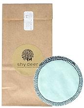 Parfumuri și produse cosmetice Șervețel pentru curățare, reutilizabilă - Shy Deer