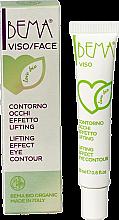 Parfumuri și produse cosmetice Cremă-liftind pentru zona din jurul ochilor - Bema Cosmetici Bema Love Bio Lifting Effect Eye Contour