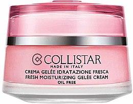 Parfumuri și produse cosmetice Cremă de față - Collistar Crema Gelee Indratazione Fresca