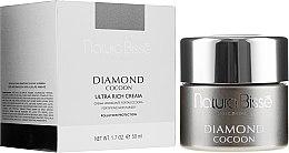 Parfumuri și produse cosmetice Cremă hidratană pentru față - Natura Bisse Diamond Cocoon Ultra Rich Cream