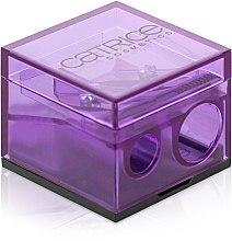 Parfumuri și produse cosmetice Ascuțitoare pentru creioane cosmetice, purpuriu - Catrice