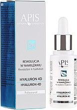 Parfumuri și produse cosmetice Acid hialuronic - APIS Professional 4D Hyaluron
