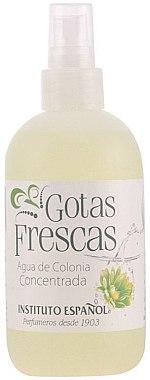 Instituto Espanol Gotas Frescas - Apă de colonie