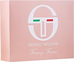 Parfumuri și produse cosmetice Sergio Tacchini Fantasy Forever - Set (edt/50ml + bag/1pc)