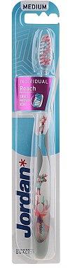 Periuță de dinți, medium, cerb - Jordan Individual Reach Toothbrush — Imagine N1