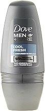 Parfumuri și produse cosmetice Deodorant roll-on - Dove Men+Care Cool Fresh