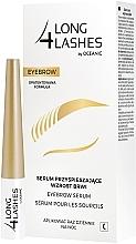 Parfumuri și produse cosmetice Ser pentru sprâncene - Long4Lashes Eyebrow Enhancing Serum