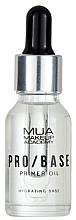 Parfumuri și produse cosmetice Primer cu ulei pentru față - Mua Pro/ Base Primer Oil