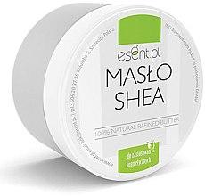 Parfumuri și produse cosmetice Ulei natural de Shea 100% - Esent