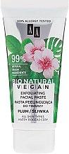 Parfumuri și produse cosmetice Peeling de față - AA Cosmetics Bio Natural Vegan Exfoliating Paste