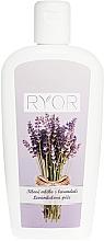 Parfumuri și produse cosmetice Lăptișor cu lavandă pentru corp - Ryor