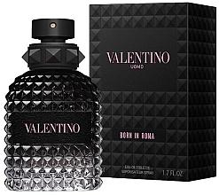 Parfumuri și produse cosmetice Valentino Uomo Born In Roma - Apă de toaletă