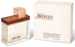 Parfumuri și produse cosmetice DSQUARED2 She Wood Velvet Forest Wood - Apa parfumată