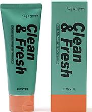 Parfumuri și produse cosmetice Mască-peliculă pentru strângerea porilor - Eunyul Clean & Fresh Pore Tightening Peel Off Pack