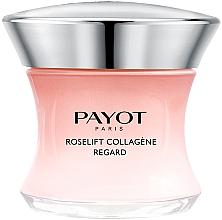 Parfumuri și produse cosmetice Cremă cu peptide pentru zona ochilor - Payot Roselift Collagene Regard Lifting Eye Cream