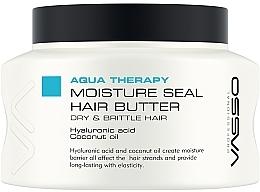 Parfumuri și produse cosmetice Unt hidratant pentru păr - Vasso Professional Moisture Seal Hair Butter