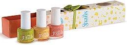 Parfumuri și produse cosmetice Set lacuri de unghii - Snails Mini Fashion (nail/3x7ml)