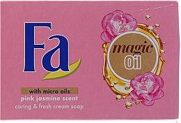 Parfumuri și produse cosmetice Săpun-cremă - Fa Magic Oil Pink Jasmine Cream Soap