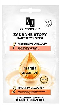Tratament pentru unghii - AA Oil Essence Two-Stage Treatment — Imagine N1