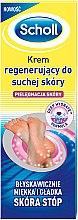 Parfumuri și produse cosmetice Cremă regenerantă pentru picioare - Scholl Regenerating Cream