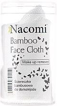 Parfumuri și produse cosmetice Voal Mineral pentru față - Nacomi Bamboo Face Cloth