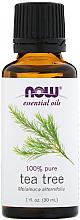 Parfumuri și produse cosmetice Ulei esențial de arbore de ceai - Now Foods Essential Oils 100% Pure Tea Tree