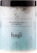 Parfumuri și produse cosmetice Sare de baie cu ulei de brad - Hagi Bath Salt