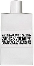 Parfumuri și produse cosmetice Zadig & Voltaire This Is Her - Loțiune de corp