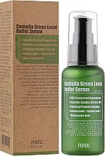 Parfumuri și produse cosmetice Ser cu extract de centella - Purito Centella Green Level Buffet Serum