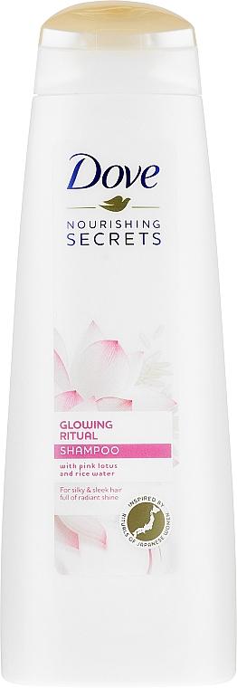 Șampon de păr - Dove Glowing Ritual Shampoo