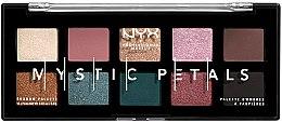 Parfumuri și produse cosmetice Paletă farduri de ochi - NYX Professional Makeup Mystic Petals Shadow Palette
