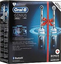 Parfumuri și produse cosmetice Periuță de dinți electrică - Oral-B Genius 8900