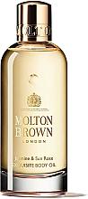 Parfumuri și produse cosmetice Molton Brown Jasmine & Sun Rose Exquisite Body Oil - Ulei de corp
