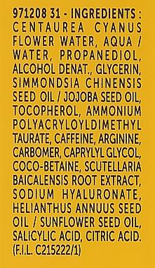 Cremă-gel hidratant pentru zona ochilor - Decleor Hydra Floral Everfresh Hydrating Wide-Open Eye Gel — Imagine N4