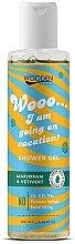 Parfumuri și produse cosmetice Gel de duș - Wooden Spoon I Am Going On Vacation Shower Gel