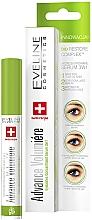 Parfumuri și produse cosmetice Ser activ pentru gene 3 în 1 - Eveline Cosmetics Cosmetics Eyelashes Concentrated Serum 3In1