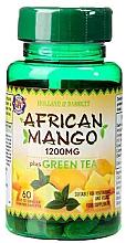 Parfumuri și produse cosmetice Supliment alimentar - Holland & Barrett African Mango With Green Tea 1200mg