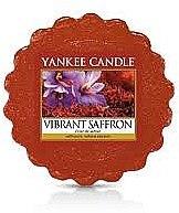 Parfumuri și produse cosmetice Ceară aromată - Yankee Candle Vibrant Saffron Wax Melts