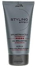 Parfumuri și produse cosmetice Diamant în gel pentru păr - Joanna Styling Effect Gel Brilliantine