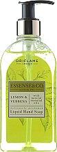 Parfumuri și produse cosmetice Săpun lichid de mâini cu lămâie și verbena - Oriflame Essense & Co