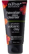 Parfumuri și produse cosmetice Gel de curățare pentru față - Alba Botanica Hawaiian Detox Cleanser
