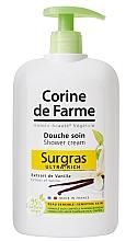 """Parfumuri și produse cosmetice Cremă de duș """"Vanilla"""" - Corine De Farme Shower Cream"""