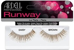 Parfumuri și produse cosmetice Gene false - Ardell Runway Daisy Brown Eyelashes