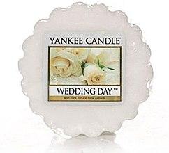Parfumuri și produse cosmetice Ceară aromată - Yankee Candle Wedding Day Wax Melts