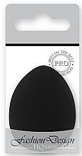 Parfumuri și produse cosmetice Burete pentru machiaj, 36767, negru - Top Choice Foundation Sponge Blender