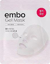 Parfumuri și produse cosmetice Mască revigorantă pentru ten - Missha Embo Gel Mask Vital-Bomb
