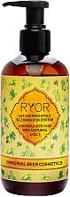 Parfumuri și produse cosmetice Săpun lichid de bere - Ryor Original Beer Cosmetics