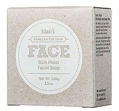 Parfumuri și produse cosmetice Săpun hidratant pentru față - Klairs Rich Moist Facial Soap