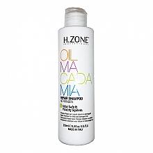 Parfumuri și produse cosmetice Șampon cu ulei de macadamia - H.Zone Oil Macadamia